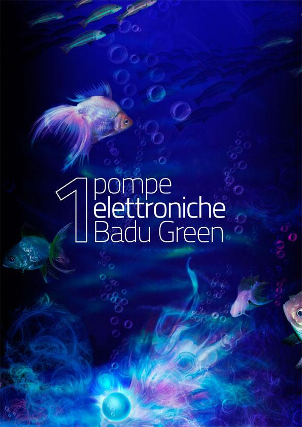 Pompe elettroniche Badu Green