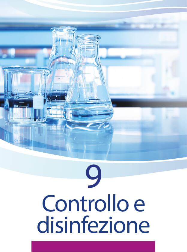 Controllo e disinfezione